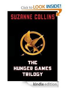 Hunger Games Trilogy Sale