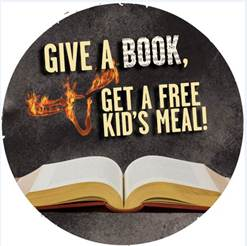LongHorn Steakhouse Kids Eat Free Event