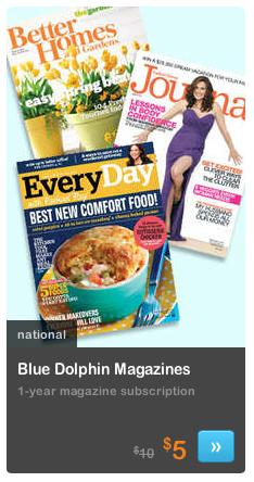 Living Social Magazine Deals