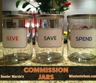 commission jars