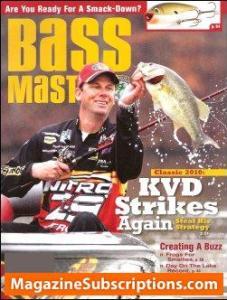 bass master magazine subscription