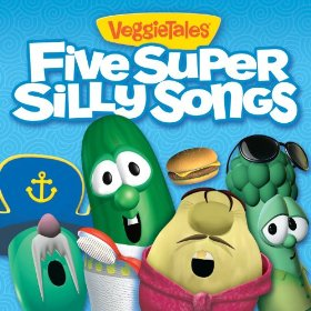 snag this 5 song set of Free Veggie Tales Silly Songs.
