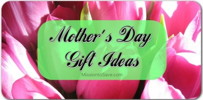 Giving a thoughtful gift doesn't have to break the bank. Check out these Budget Friendly Mother's Day Gift Ideas