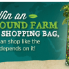 Enter to Win 1 of 12,000 Reusable Bags from EarthBound Farm