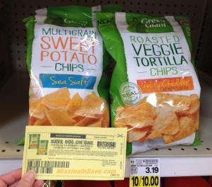 Kroger Free Green Giant Chips