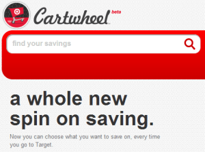 Target Cartwheel Savings