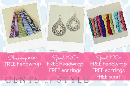 Freebie Fashion Friday on Cents of Style