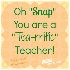 tea-rrific teacher printable tags