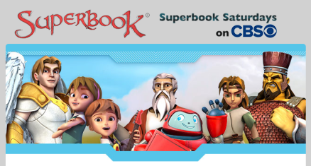Superbook on CBS
