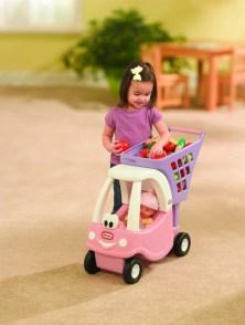 Little Tikes Cozy Shopping Cart