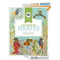 the book of pirates kindle books for kids