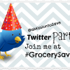 Co-Hosting #GrocerySavings Twitter Party, 7/9/13, 9 pm