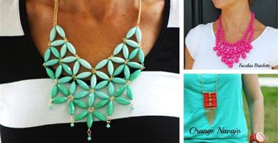 statement necklaces sale