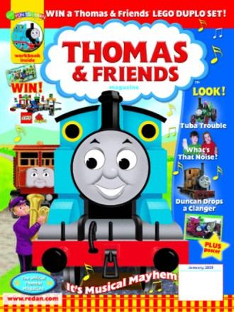 thomas and friends magazine