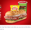 Firehouse Subs Labor Day Coupon – Free Sub with Purchase