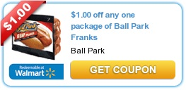 Ball park printable coupon