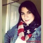 #centsofstyle Stars and Stripes scarf