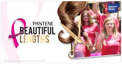 Pantene Beautiful Lengths Hair Donation Offer #BeautifulLengths