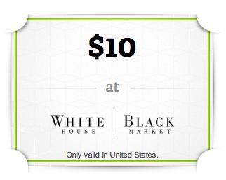 wrapp white house black market