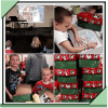 VeggieTales Merry Larry Christmas DVD and OCC Shoebox Packing Party