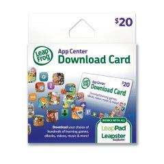 leapfrog download card