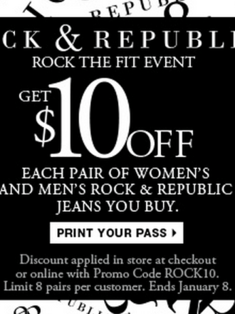rock and republic jeans coupon
