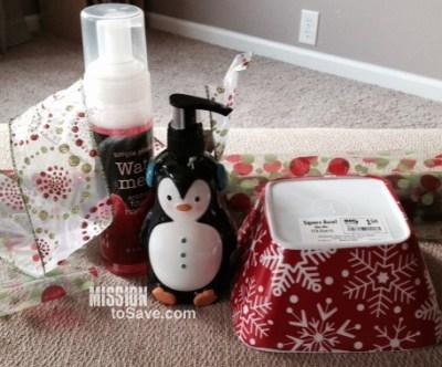 wash you merry christmas supplies