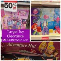 Disney Princess Target Toy Clearance