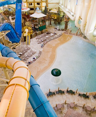 Great Wolf Lodge Packages on Groupon