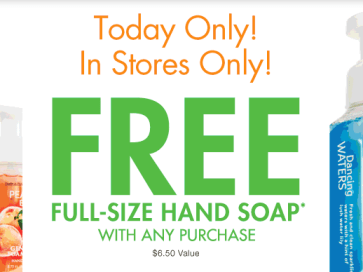bath and body works Free