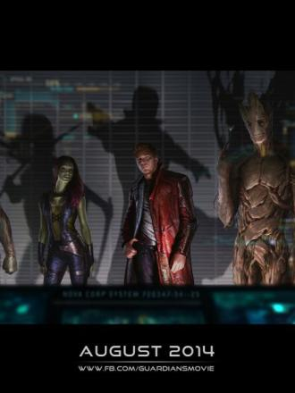 Guardians of the Galaxy (Aug 1) #GuardiansOfTheGalaxy
