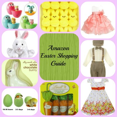 Amazon Easter Shopping Guide