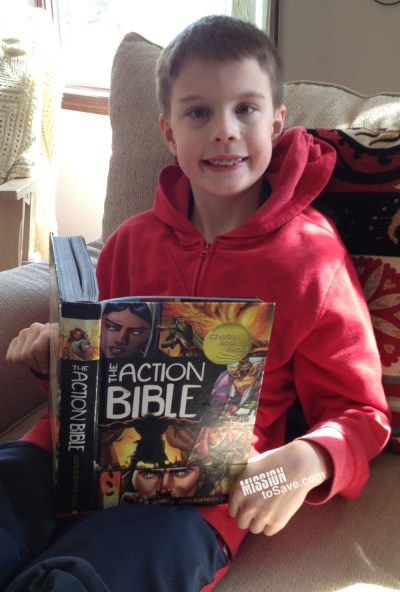 andrew action bible