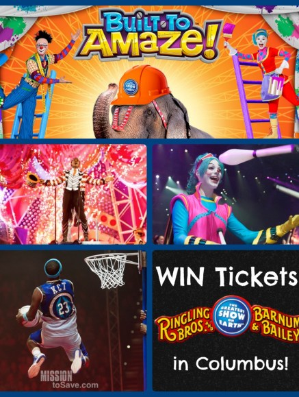 Win Ringling Bros Tickets