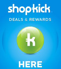 ShopKick Rewards Program App