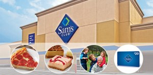 sam's club membership package on zulily