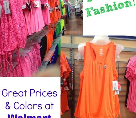 Fitness Fashion at Walmart 2774