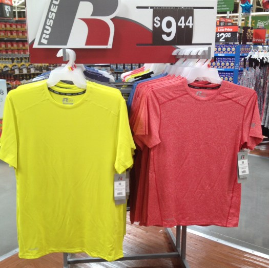 Men's  Fitness Apparel at Walmart 2774