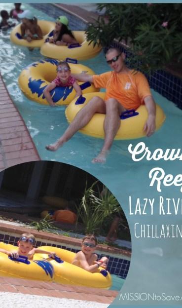 Crown Reef Lazy River
