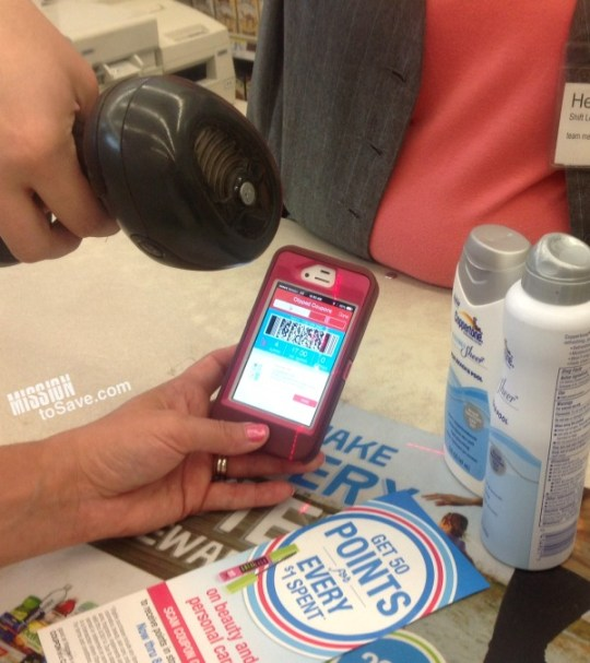 Scan Walgreens app for savings!