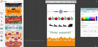 PicMonkey Design Themes