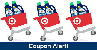 Purex Savings on #Cartwheel #PurexInsiders