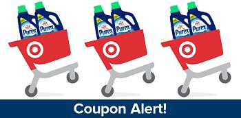 Purex Savings on #Cartwheel #PurexInsiders