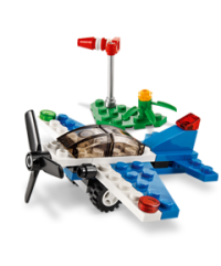 Free Lego mini build Sept 2014