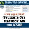 HOT MacBook Air Deal at Best Buy