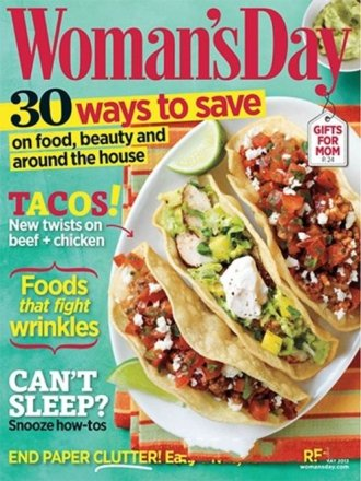 Woman's Day Magazine Deal