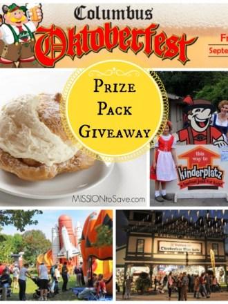 Columbus Oktoberfest Giveaway
