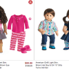 American Girl Doll Sale on Zulily- My American Girl Set, Bitty Twins and Doll Clothes