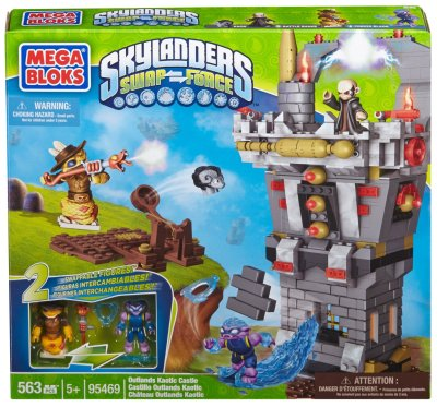 Hurry!  Snag Mega Bloks Skylanders Swapforce set for 70+% off!