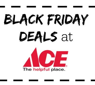 Ace Black Friday